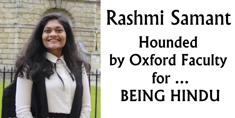 OxfordUni - Hate Crimes and Discrimination against Hindus ?